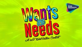 Kidd Nation - Wants & Needs Contest