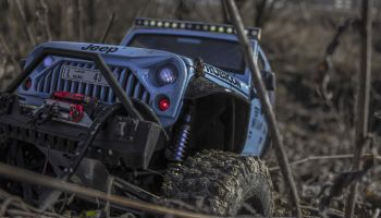 Blue Jeep Mystery