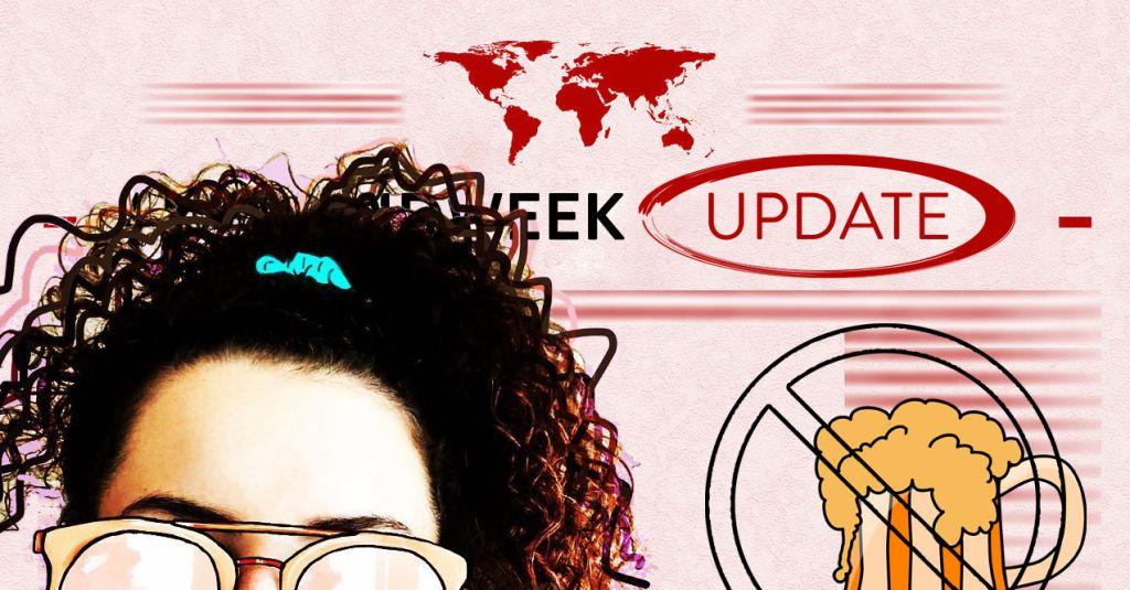 Ana's Midweek Update 062420