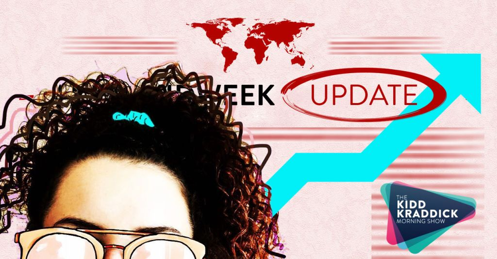 Ana's Midweek Update 090920