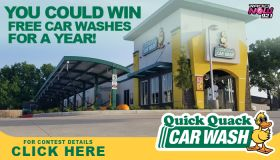 Quick Quack Car Wash Sweepstakes