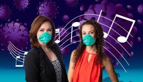Kellie & Ana's Quarantine Songs