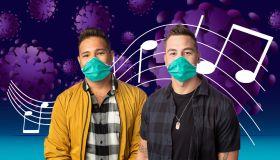 J-Si Part-Time Justin Quarantine Songs