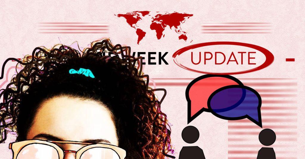 Ana's Midweek Update 100720