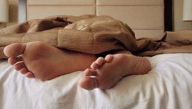 Ana's Feet